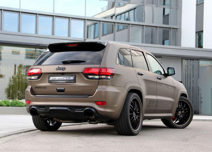 GeigerCars Jeep Grand Cherokee SRT cars all road 4x4 modified tuning wallpaper