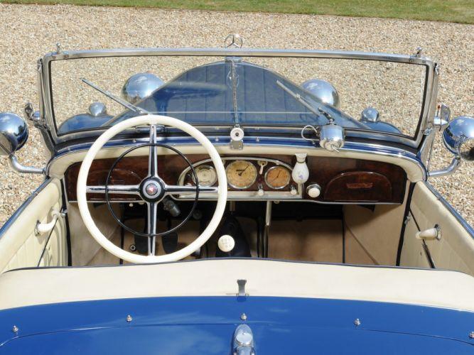 Mercedes Benz 170-V Cabriolet-A 1935 cars classic wallpaper
