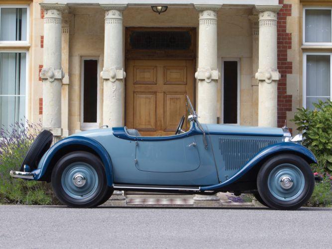 Mercedes Benz 170 Sport Roadster 1931 classic cars wallpaper