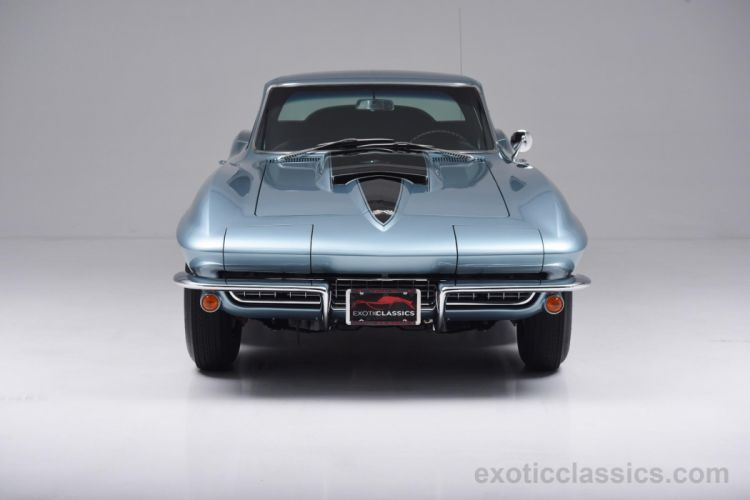 435 COUPE c2 stingray classic cars blue wallpaper