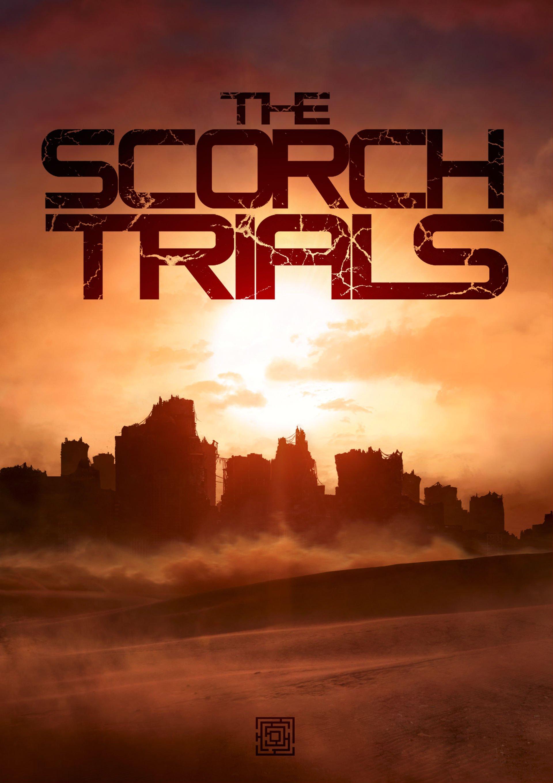 Die Scorch Trials Wallpaper