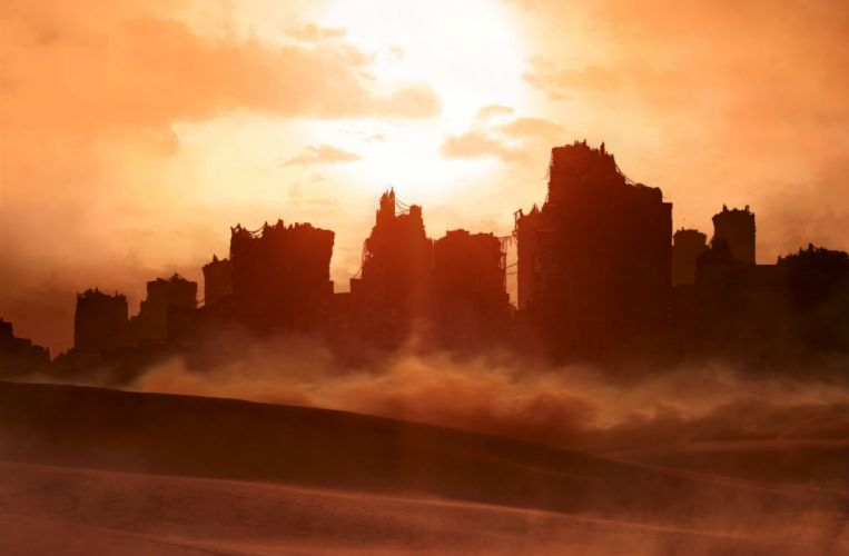 MAZE RUNNER Scorch Trials action adventure mystery sci-fi fantasy 1mrst wallpaper