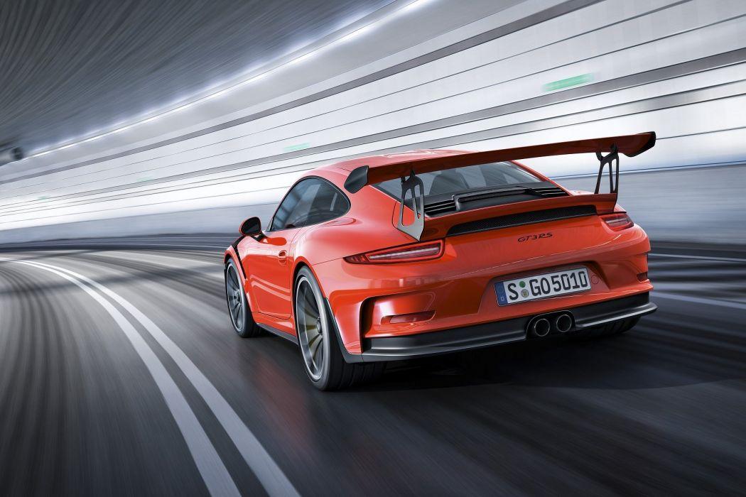 Porsche 911 GT3 RS 991 carsc coupe 2015 wallpaper