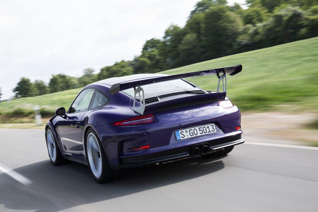 2015 911 991 cars Coupe GT3 Porsche wallpaper