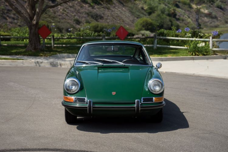 cars classic Porsche 911 S 2 0 Coupe US-spec 901 1966 wallpaper