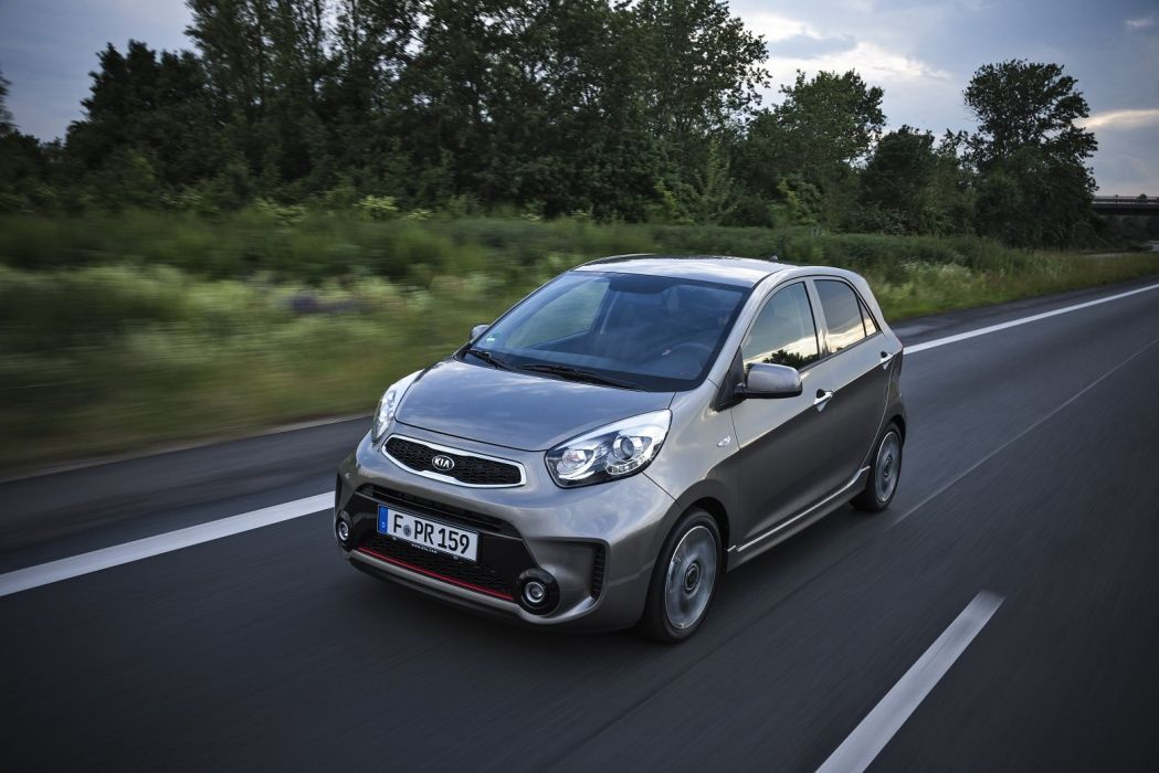 Kia Picanto Sport Pack 5-door 2015 cars wallpaper