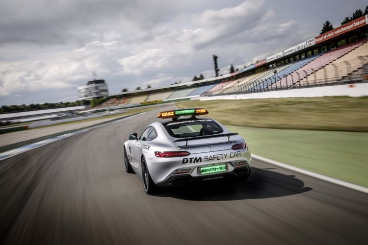 Mercedes AMG GTS DTM Safety Car C190 2015 wallpaper