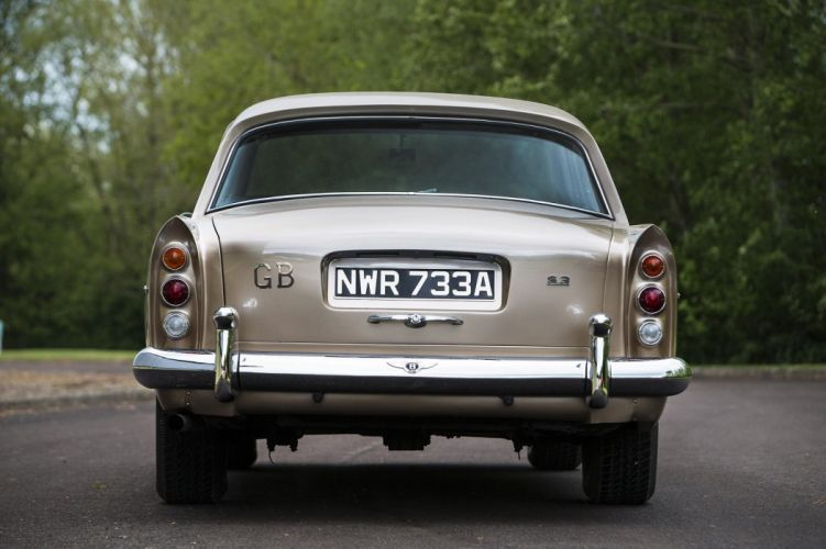 Bentley-S3 -Continental Coupe by Mulliner Park Ward UK-spec 1964 luxury classic cars wallpaper