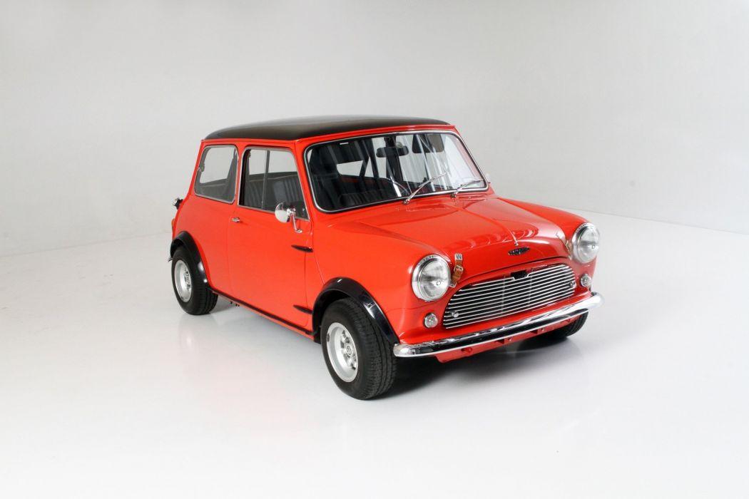 1965 Austin Mini Cooper S Cars Classic Red Wallpaper 1901x1267