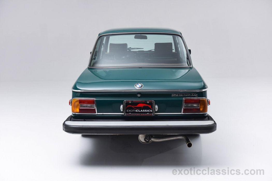 1974 BMW 2002 tii cars classic wallpaper
