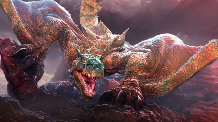 fantasy original art artistic artwork dragon d wallpaper