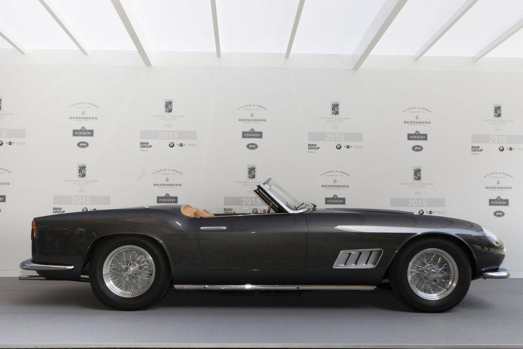 1958 Ferrari 250-GT California Spider classic cars wallpaper