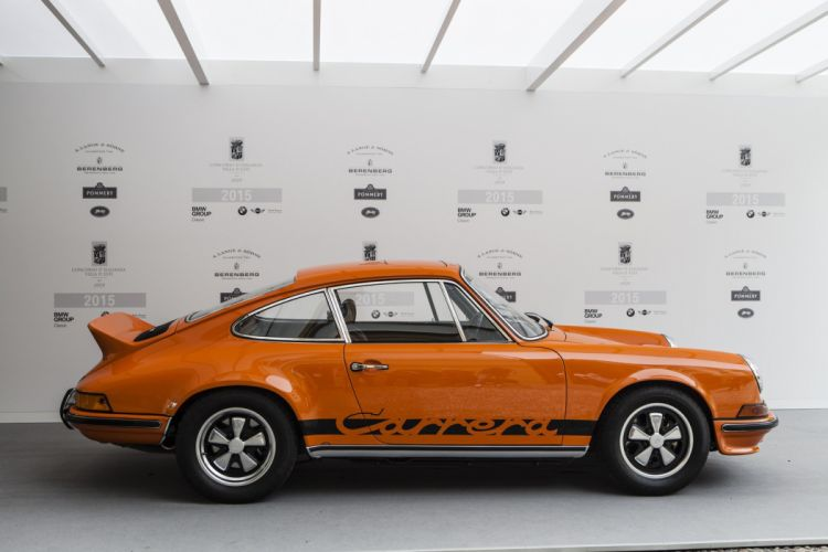 1973 Porsche 911 Carrera-RS classic cars wallpaper