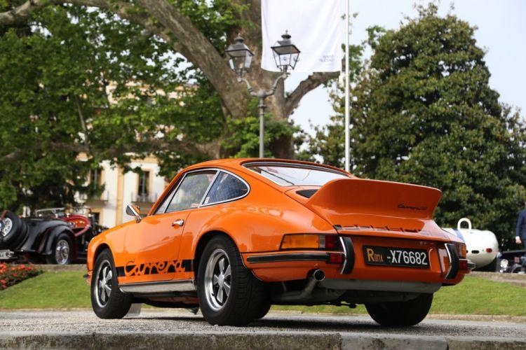 1973 Porsche 911 Carrera-RS classic cars wallpaper
