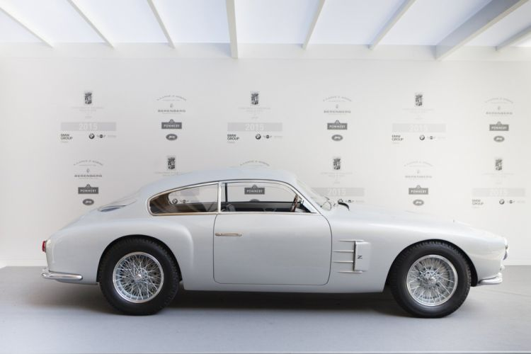 2000 Berlinetta Zagato classic cars white wallpaper