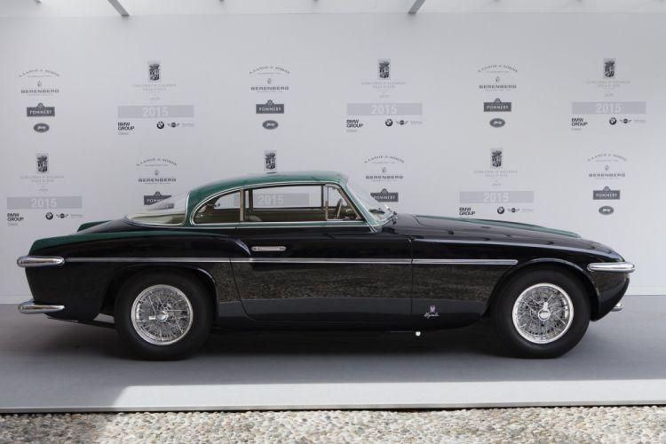 1952 Ferrari 212 Europa Berlinetta Vignale classic cars wallpaper