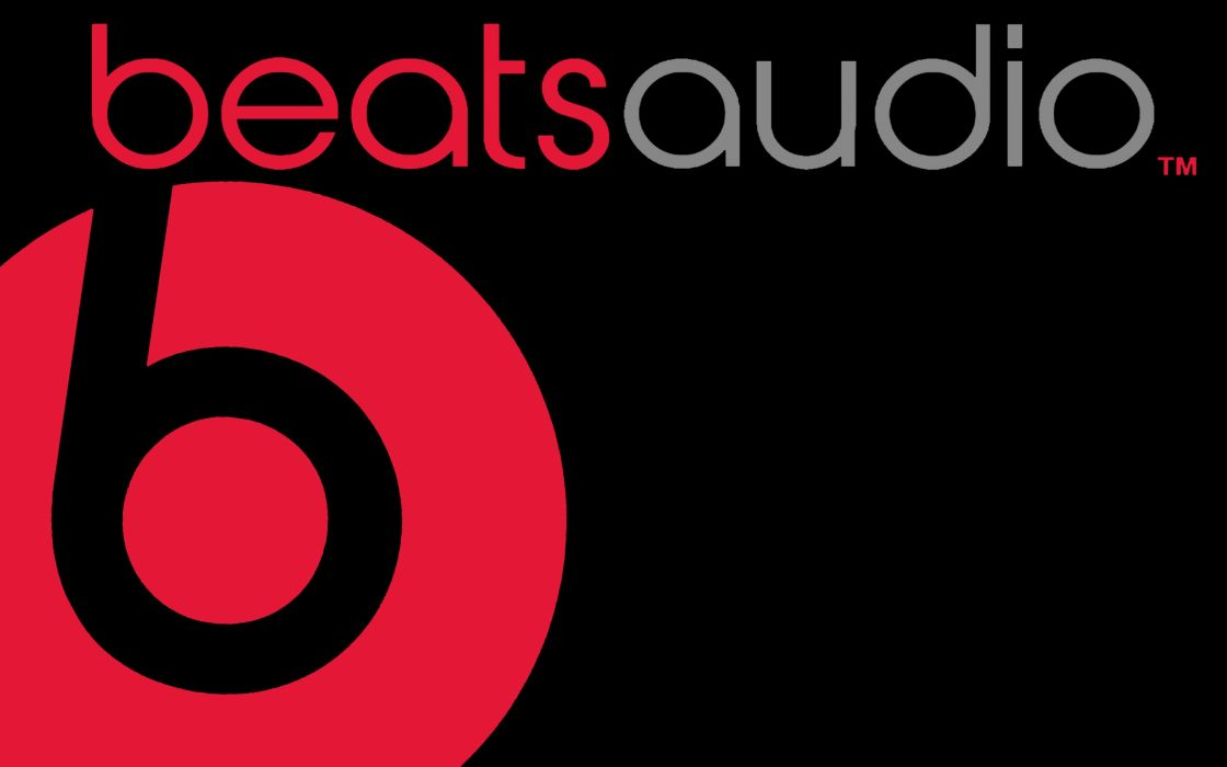 BEATS AUDIO stereo speaker radio speakers 1baudio headphones poster logo music dre poster wallpaper
