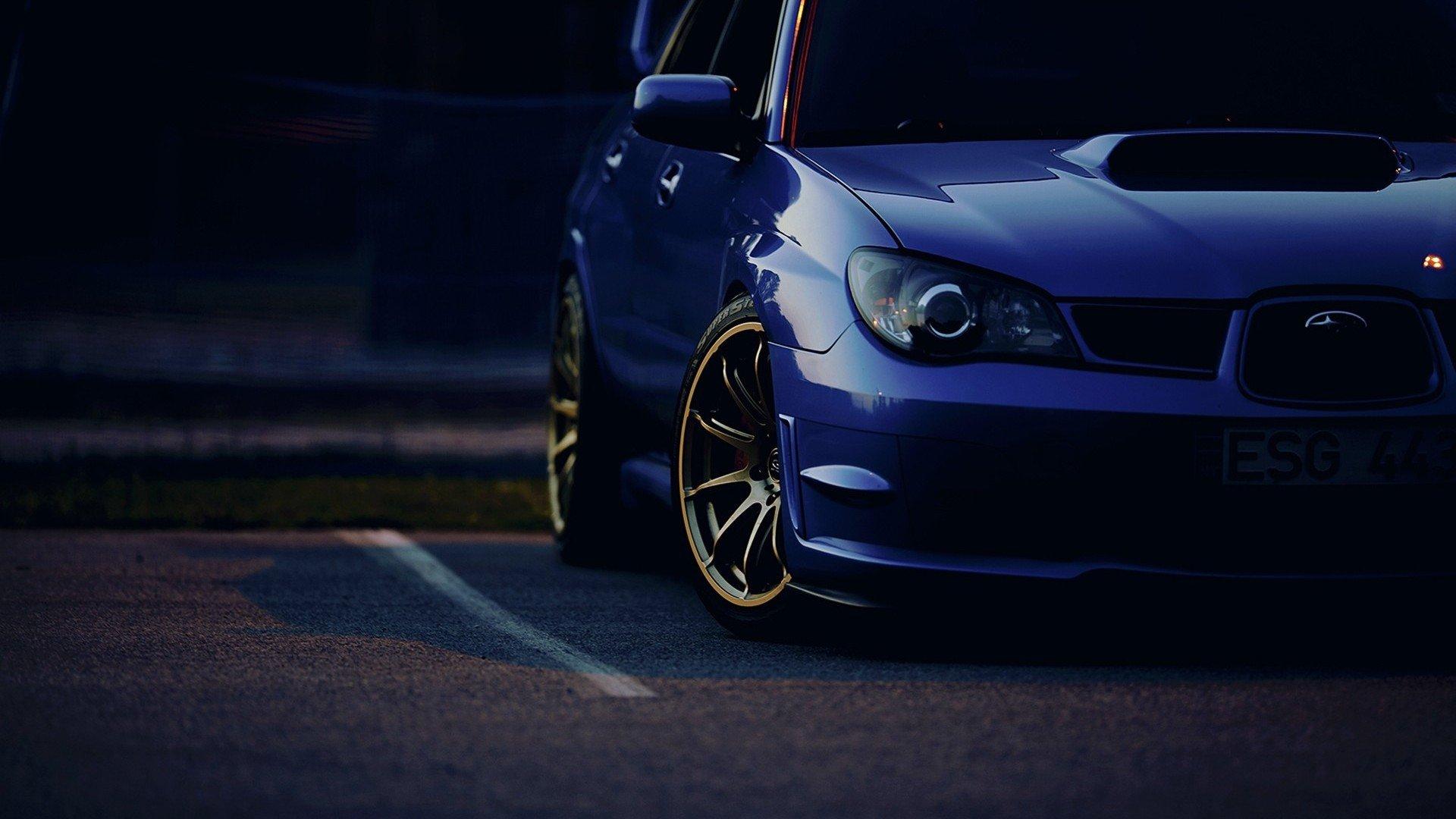 Subaru Impreza Wrx Sti Wallpaper 1920x1080 703177
