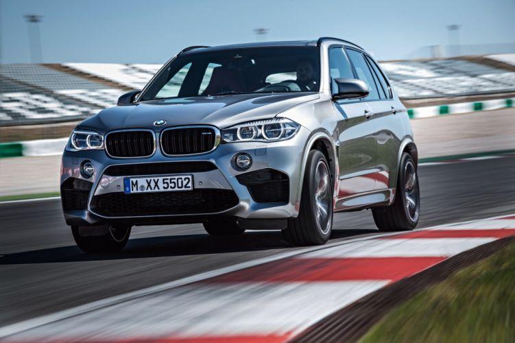 BMW X5-M F15 2015 suv cars wallpaper