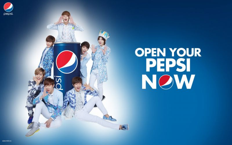 PEPSI soda drink logo poster cola drinks 1pepsi poster kpop k-pop pop wallpaper
