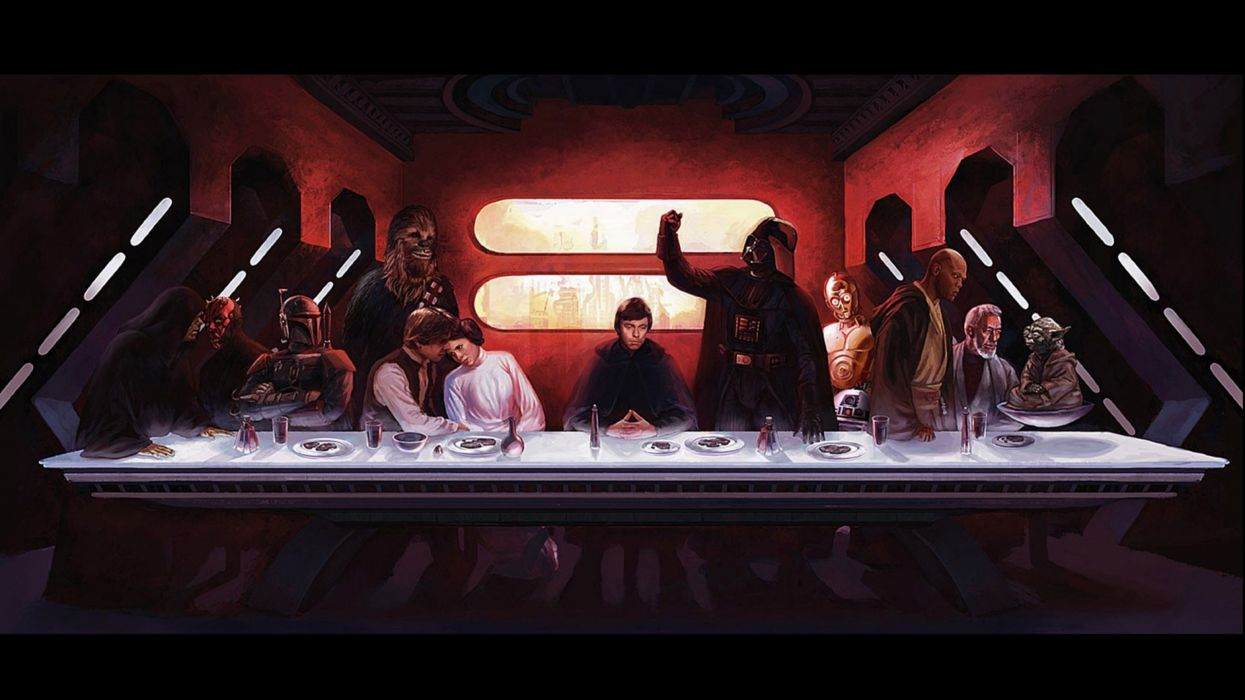 STAR WARS sci-fi futuristic artwork d wallpaper