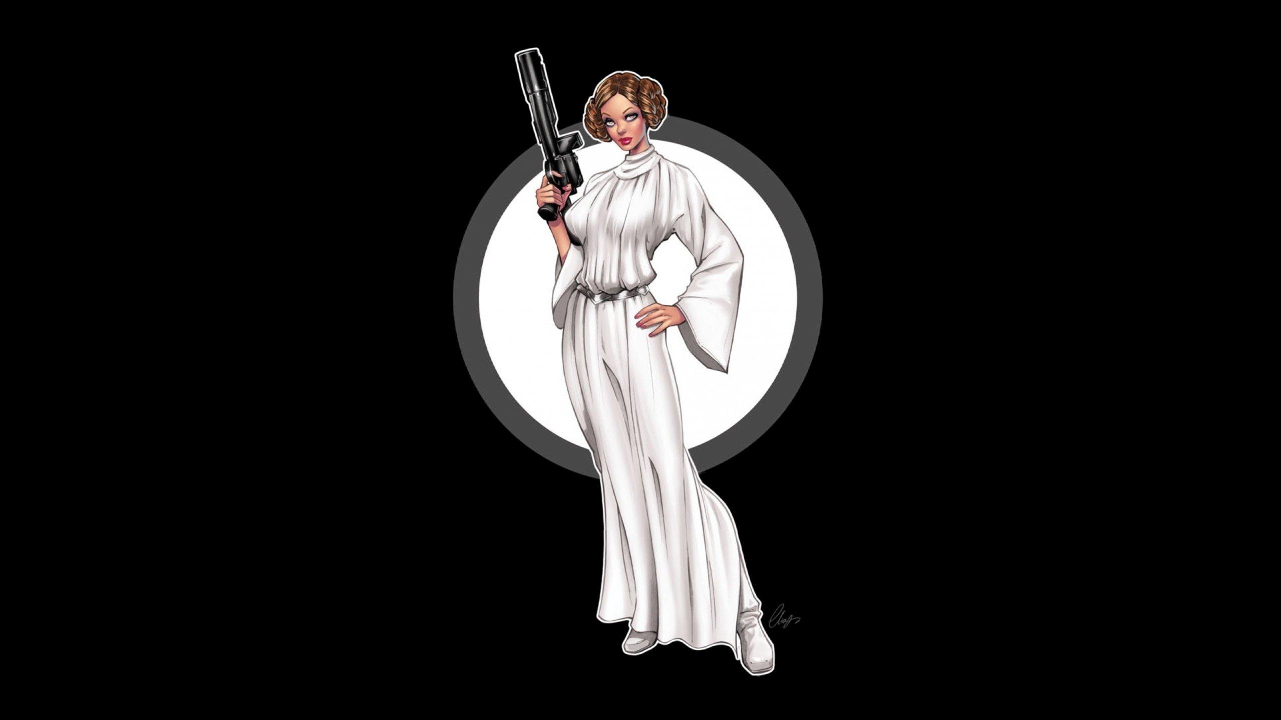 Star Wars Sci Fi Futuristic Artwork Disney D Wallpaper 2560x1440 703473 Wallpaperup