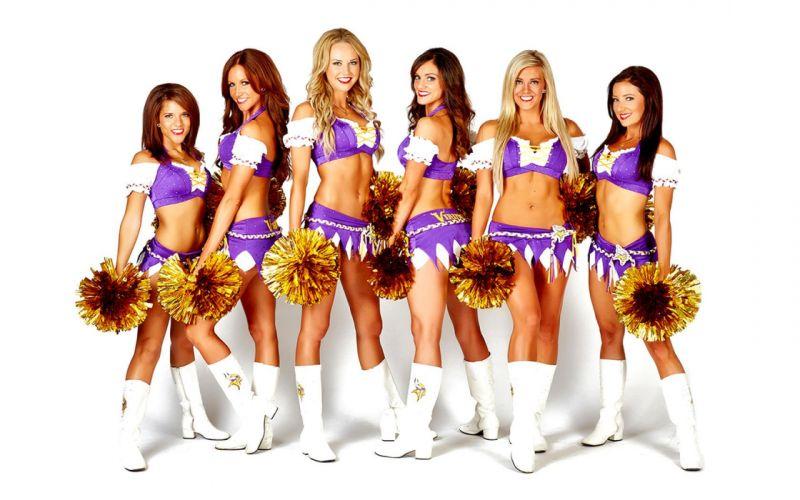 SPORTS - girls women cheerleaders cowgirls football boots style wallpaper