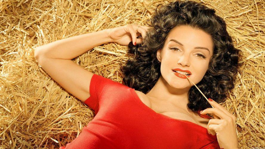 Marilyn Monroe cowgirl westerns women girls wallpaper