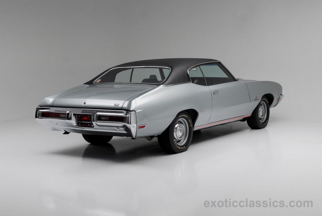 1971 Buick Gran Sport Stage 1 coupe classic cars wallpaper