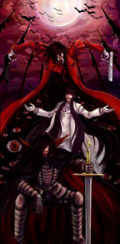 Hellsing Alucard wallpaper