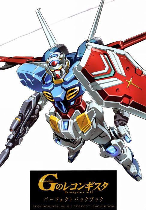 Gundam G no Reconguista Mecha d wallpaper