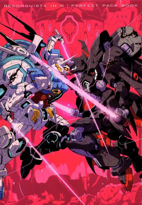 Gundam G no Reconguista Mecha wallpaper