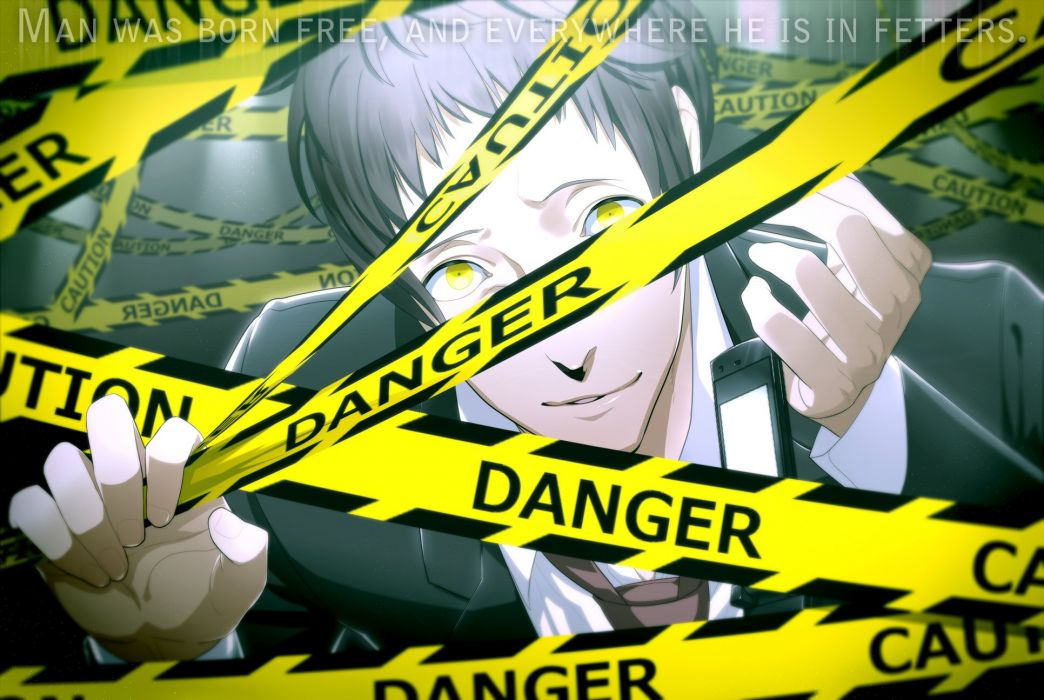 persona4 anime series characters wallpaper