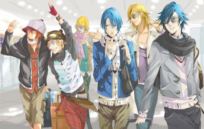 uta no prince sama anime series characters boys wallpaper