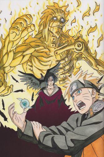 NARUTO game anime manga artwork f wallpaper