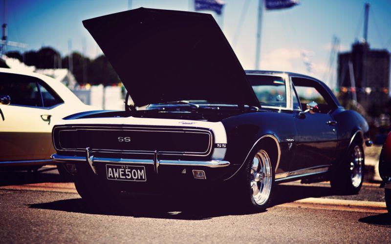 American cars wallpaper
