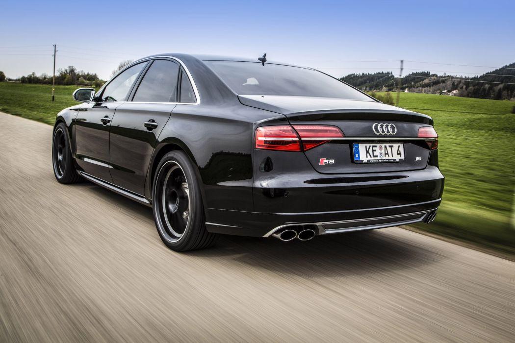 Audi S8 wallpaper