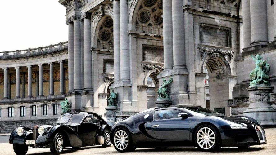 Bugatti Veyron Luxury wallpaper