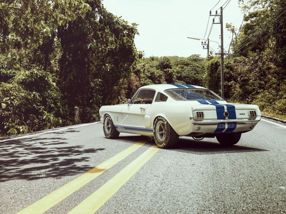 Ford Shelby Gt350r wallpaper
