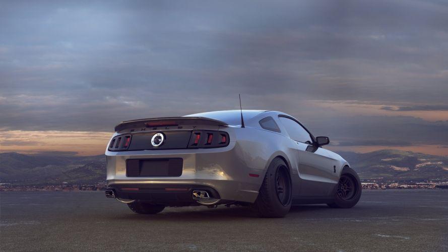 Shelby Car Gt 500 wallpaper