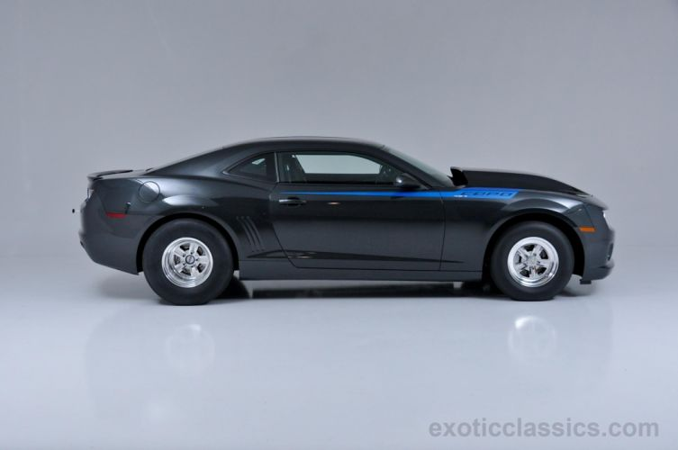 2013 Chevrolet COPO Camaro cars coupe black wallpaper