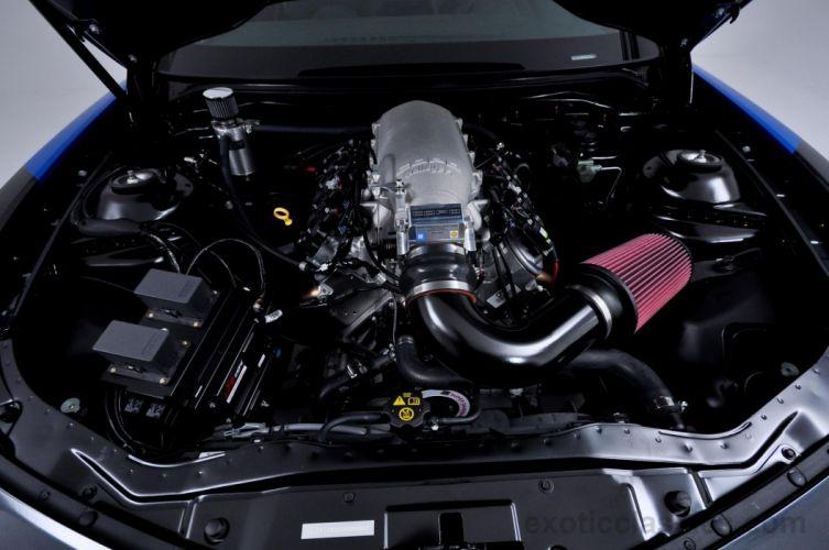 2013 Chevrolet COPO Camaro cars coupe black wallpaper