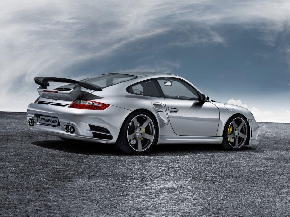 Porsche Turbo wallpaper
