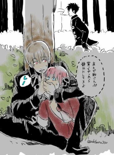 GIN TAMA anime artwork manga d wallpaper