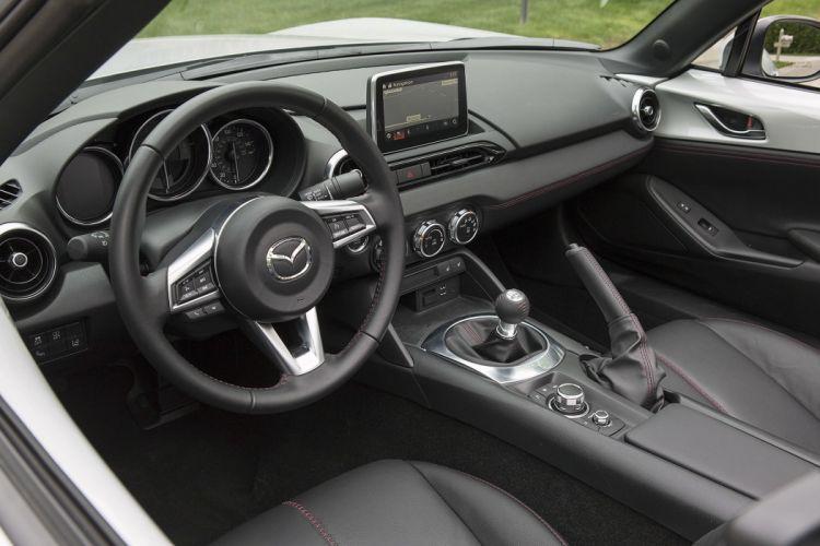 2016 Mazda MX-5 Miata cars roadster wallpaper