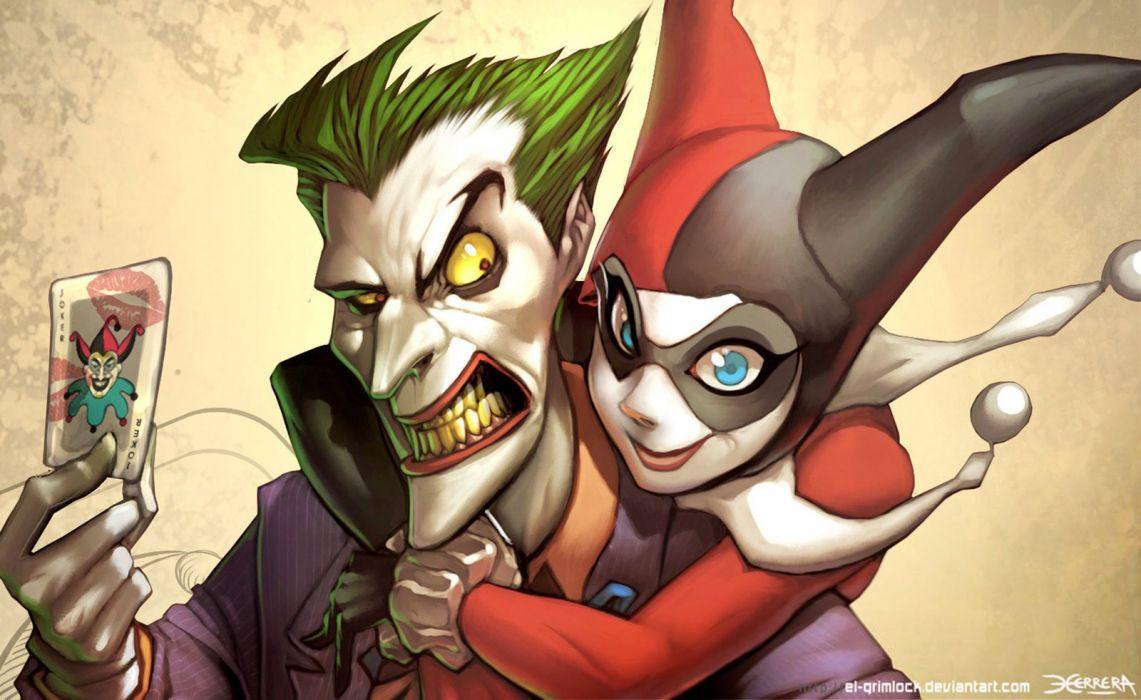 Comics Harley Quinn grimlock- wallpaper