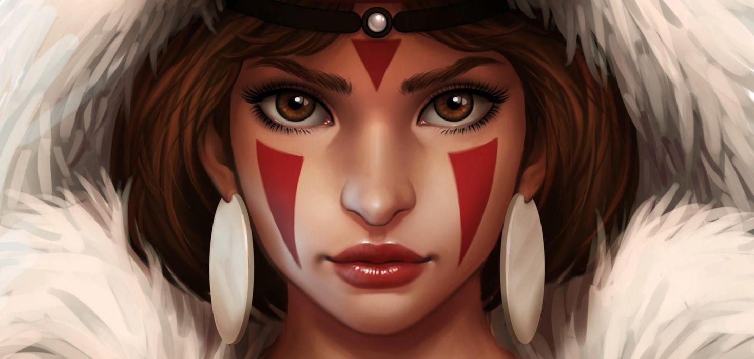 Princess Mononoke wallpaper