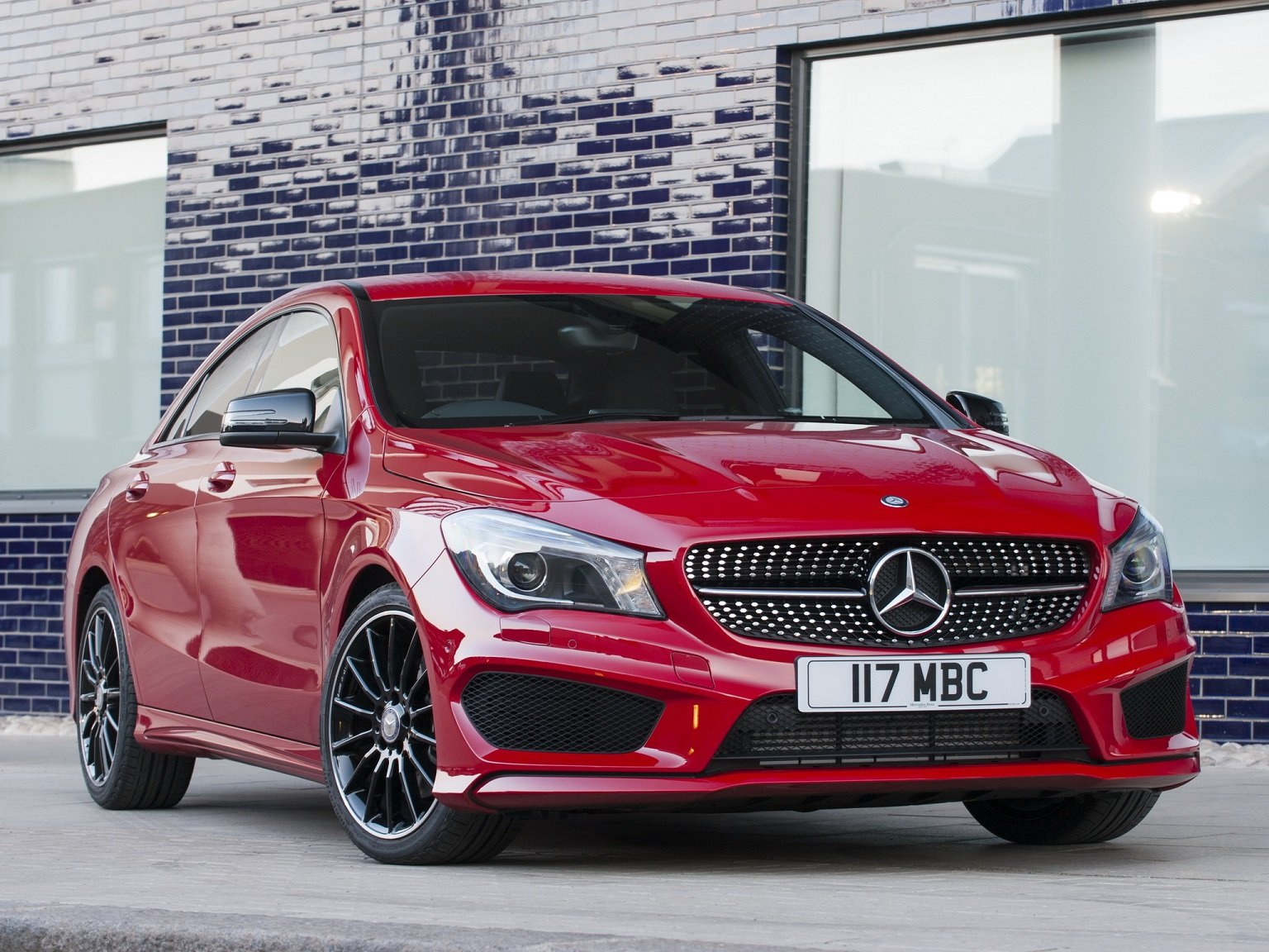 mercedes benz cla 220 cdi amg sports package uk spec c117 cars red 2013 wallpaper 1536x1152. Black Bedroom Furniture Sets. Home Design Ideas