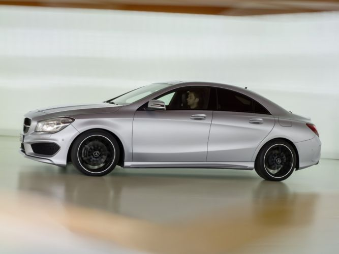 Mercedes Benz CLA 250 AMG Sports Package Edition 1 C117 cars 2013 wallpaper