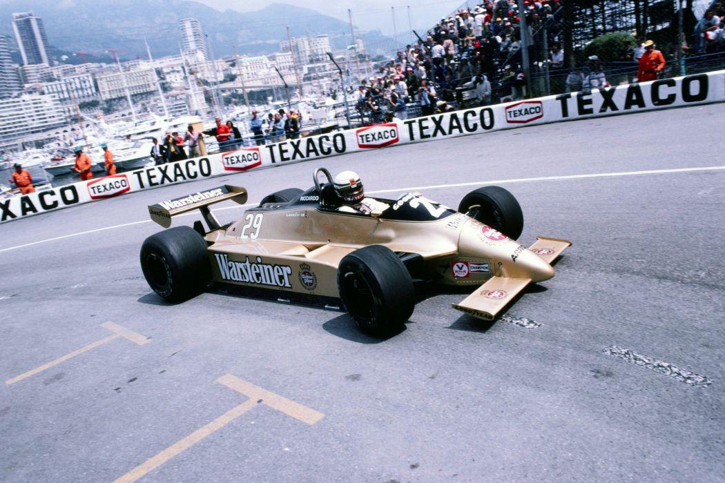 1980 Arrows A-3 F-1 formula race racing d wallpaper